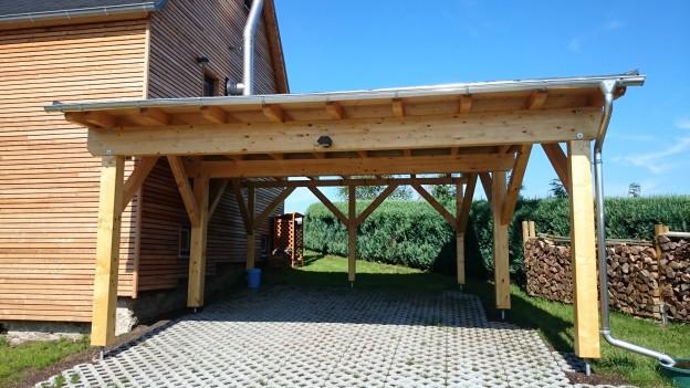 Carport Gebr Donner Holzbau