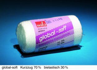 global-soft Kurzzug bielastisch